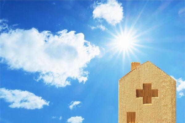 熱中症と病院