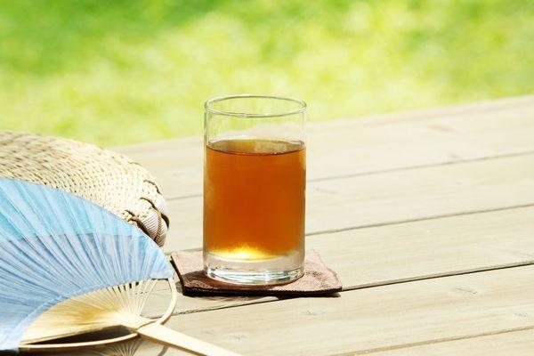 熱中症対策に出された飲み物