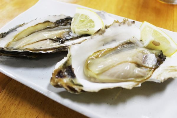牡蠣と食中毒